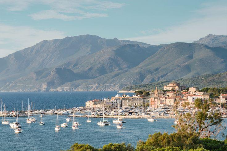 Saint-Florent - Corse - France