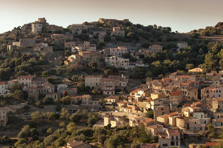 Corbara - Corse - France