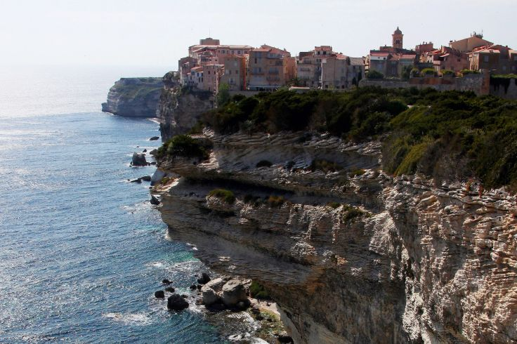 Bonifacio - Corse - France