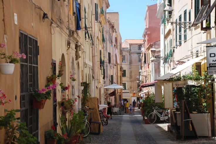 Alghero - Sardaigne - Italie