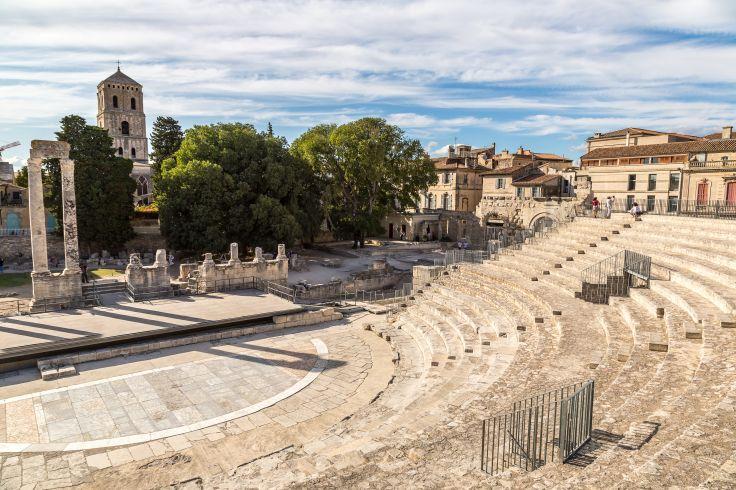 Les Arènes d'Arles - France