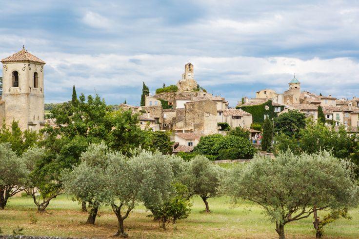 Lourmarin - Provence - France