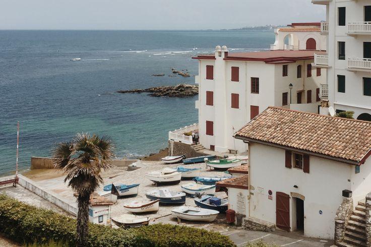 Port de Guéthary - Pays Basque - France