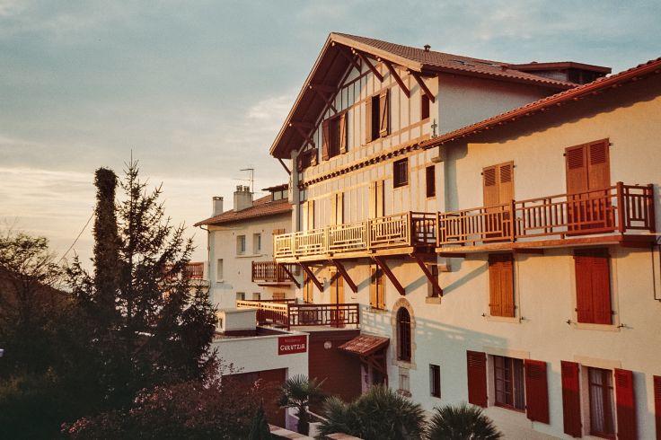 Guéthary - Pays Basque - France