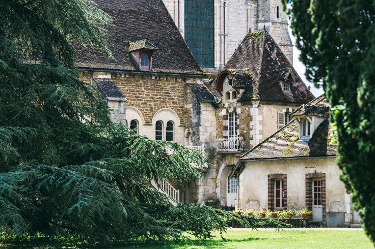 Abbaye de Pontigny - France