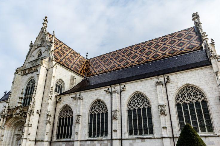 Monastère Royal de Brou - Bourg en Bresse - France