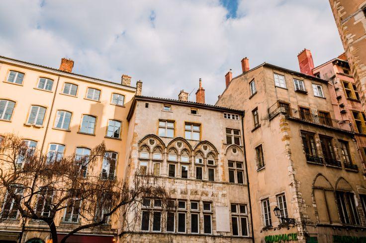 Vieux Lyon - France