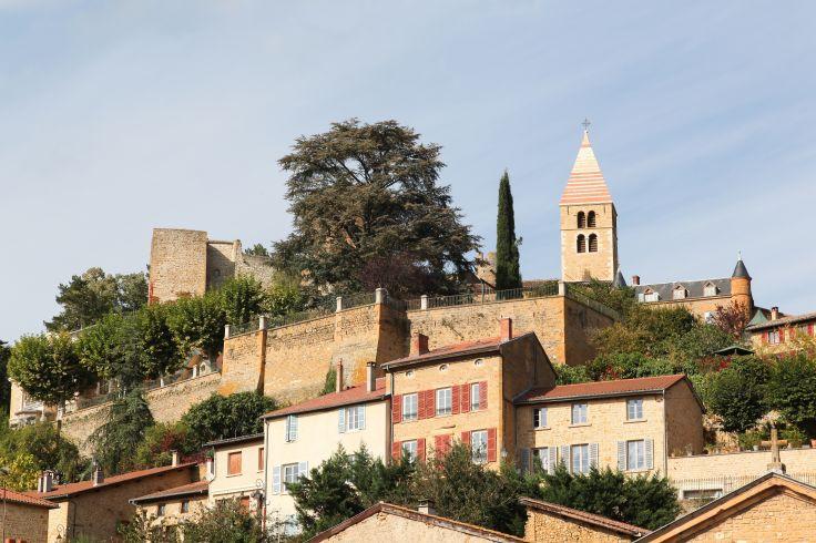 Chatillon d'Azergues - Beaujolais - France
