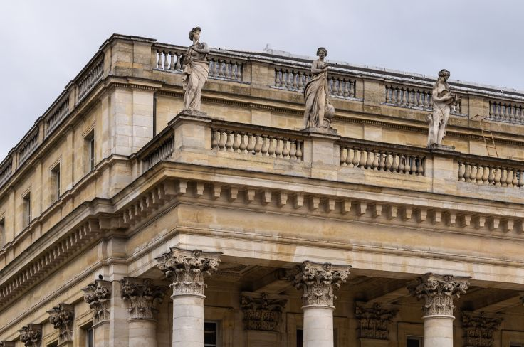 Grand Théâtre - Bordeaux - France