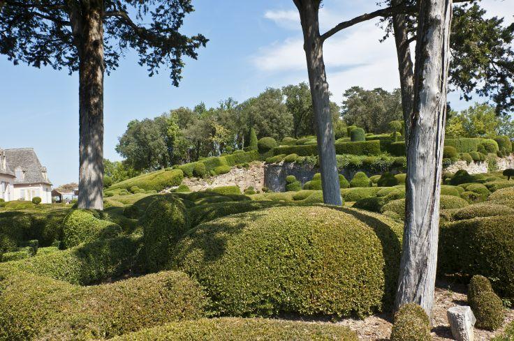 Jardins de Marqueyssac - Dordogne - France