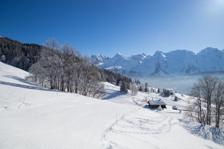 Le Grand-Bornand - Haute-Savoie - France