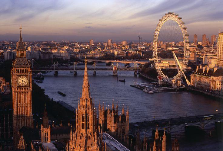Swinging London - Pour le Nouvel An, laissez-vous surprendre