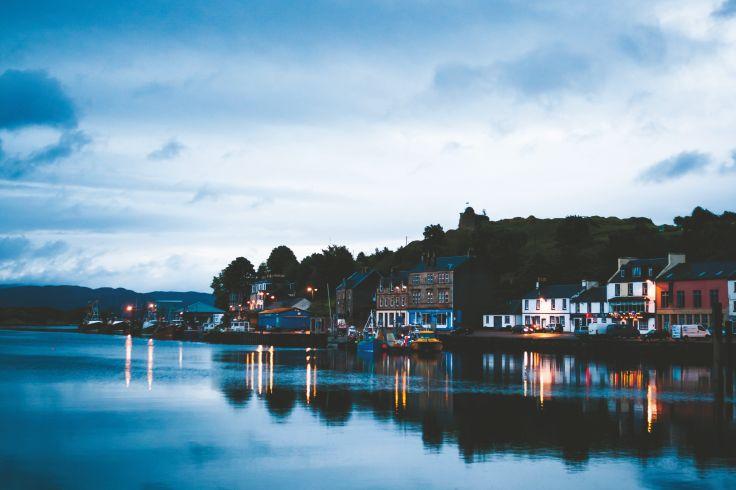 Highlands and Islands - En châteaux et hôtels de charme