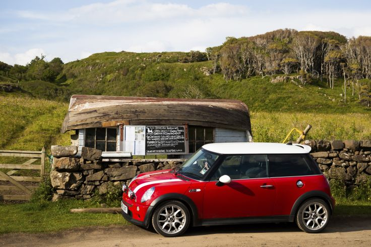 Lochs, manoirs et jardins de roses - Great Brit' Road Trip