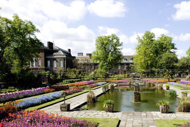 Palais de Kensington - Londres - Angelterre - Royaume-Uni
