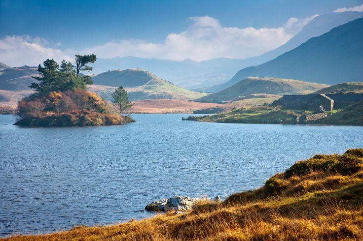 LLynnau Cregennen - Snowdonia - Pays de Galles