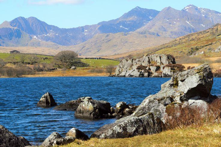 Parc National de Snowdonia - Pays de Galles - Royaume-Uni