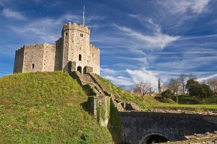 Château de Cardiff - South Glamorgan - Pays de Galles