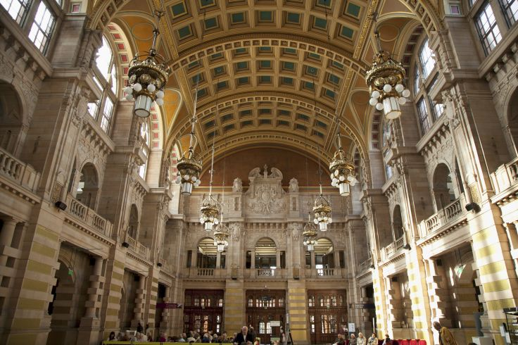 Kelvingrove Art Gallery and Museum - Glasgow - Ecosse - Royaume-Uni