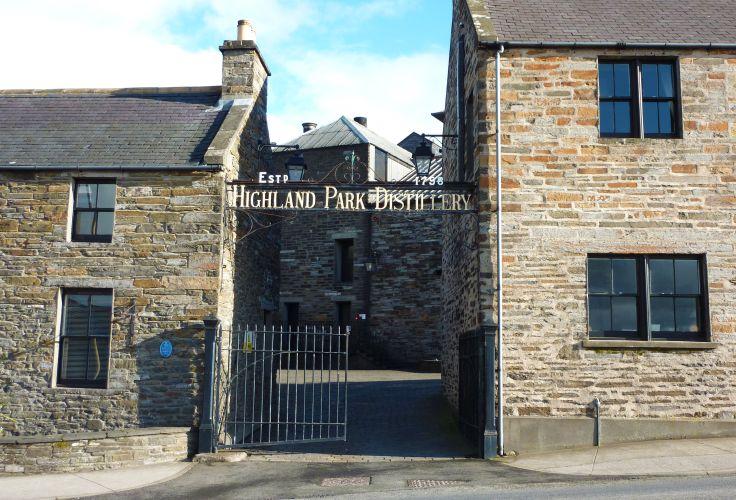 Highland Park Distillery - Orkney - Iles Orcades - Ecosse