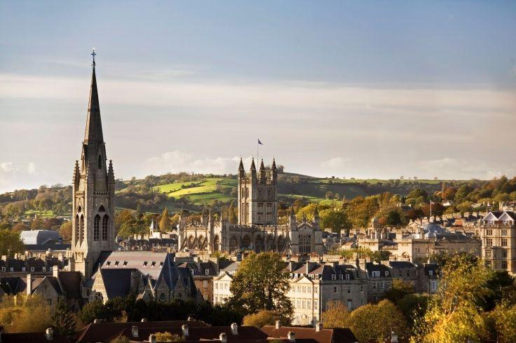 Bath - Somerset - Angleterre - Royaume-Uni
