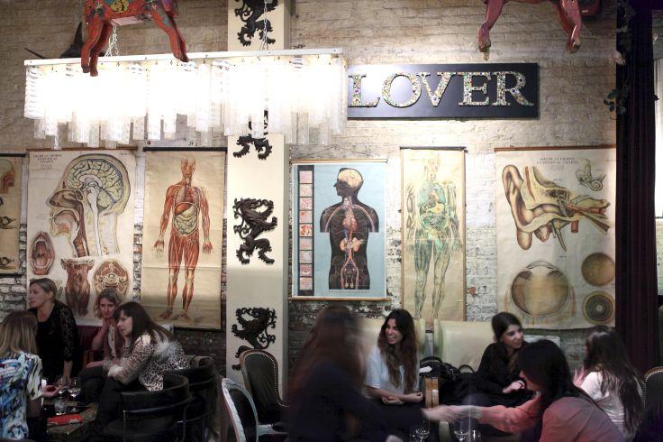 Londres côté Notting Hill - Tea-time, vintage market & cab privé