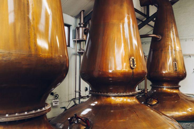 Distillerie - Écosse - Royaume-Uni
