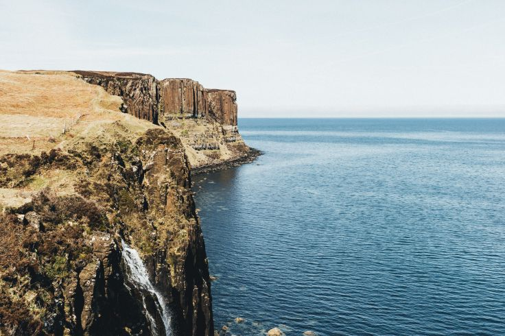 Mealt Falls - Ile de Skye - Écosse - Royaume-Uni