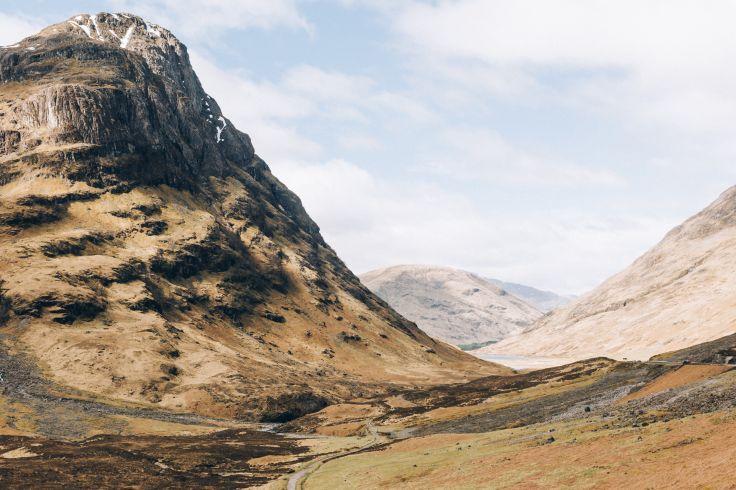 Ile de Skye - Écosse - Royaume-Uni