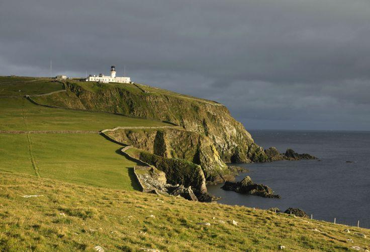 Iles Shetland - Ecosse