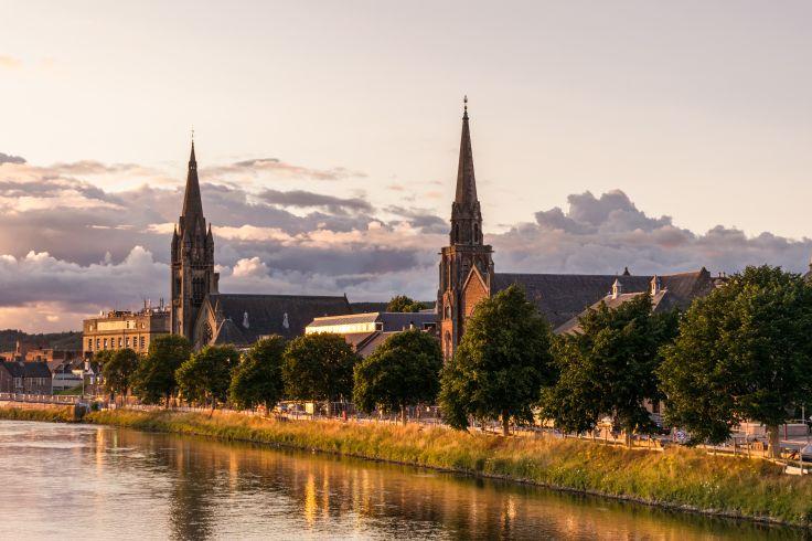 Cathédrale Sainte-André - Inverness - Ecosse - Royaume-Uni