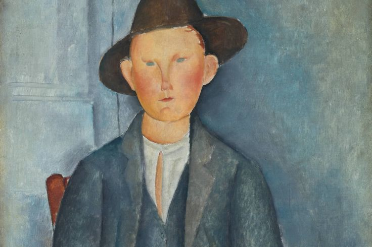 Escapade arty à Londres  - Modigliani à la Tate Modern