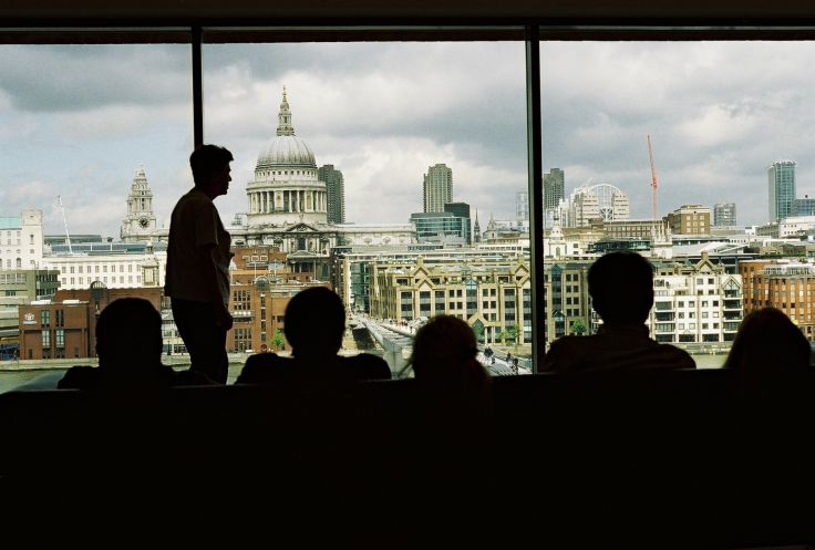 Tate Modern - Londres - Royaume-Unis
