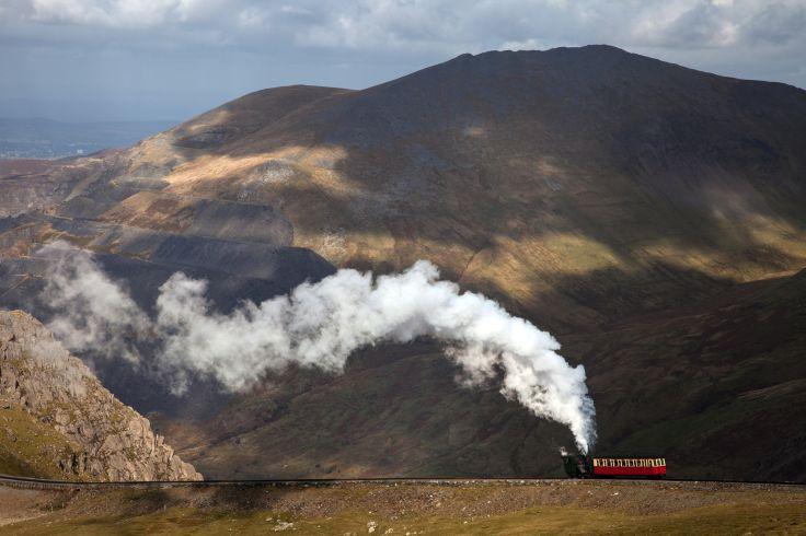Snowdon Mountain Railway - Pays de Galles