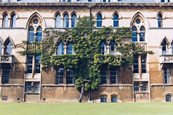 Oxford - Angleterre - Royaume-Uni