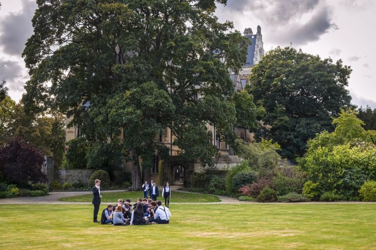 Université d'Oxford - Royaume-Uni