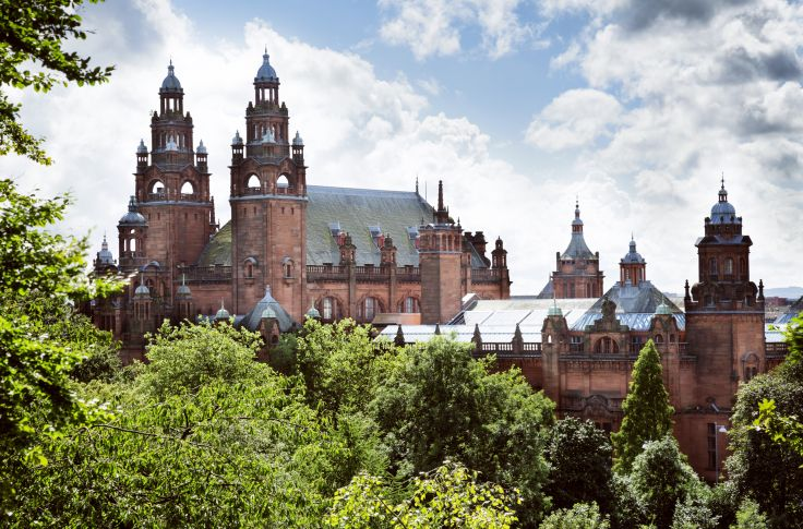 Glasgow - Écosse - Royaume-Uni
