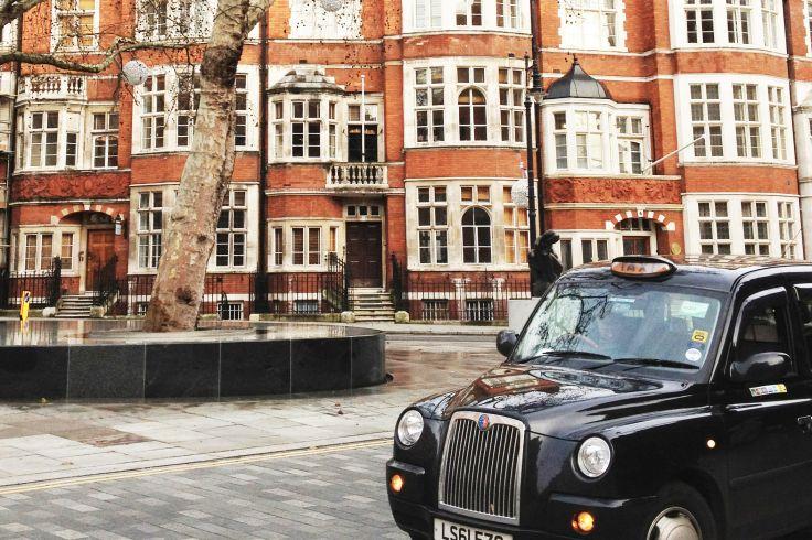 Sloane Street - Mayfair - Londres - Royaume-Uni