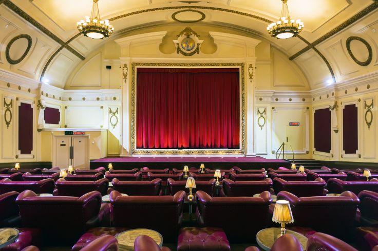 Electric Cinema - Londres - Royaume-Uni