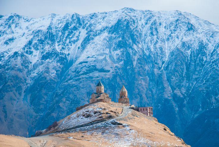 Kazbegui - Géorgie