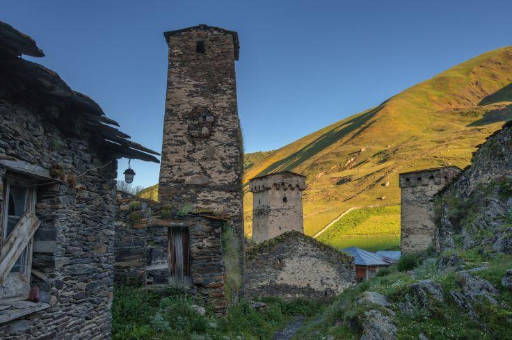 Caucase - Géorgie