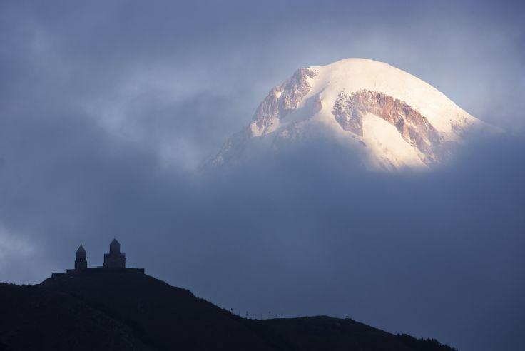 Stepantsminda - Mtskheta-Mtianeti - Géorgie