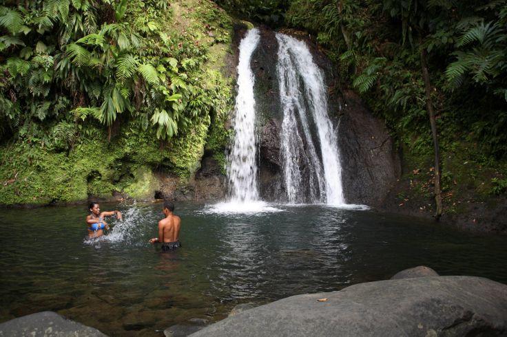 Guadeloupe nature - Ma petite case créole, le bonheur tropical