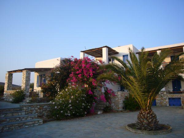 Séjour en Grèce : Paros coté plage - Family friendly au Paros Agnanti