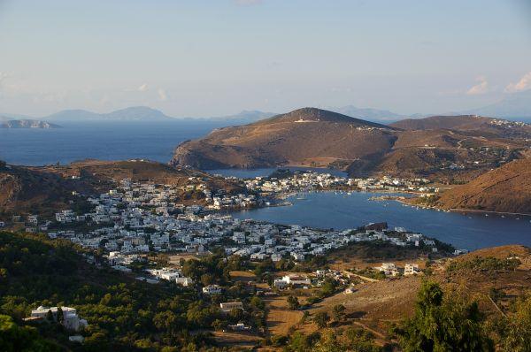 Baie de Skala - Patmos - Grèce