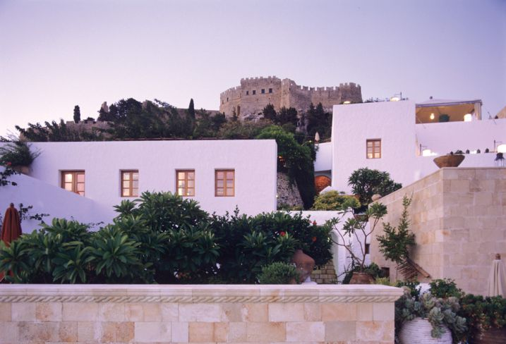 Rhodes coté charme - Une Grèce au parfum d'Orient