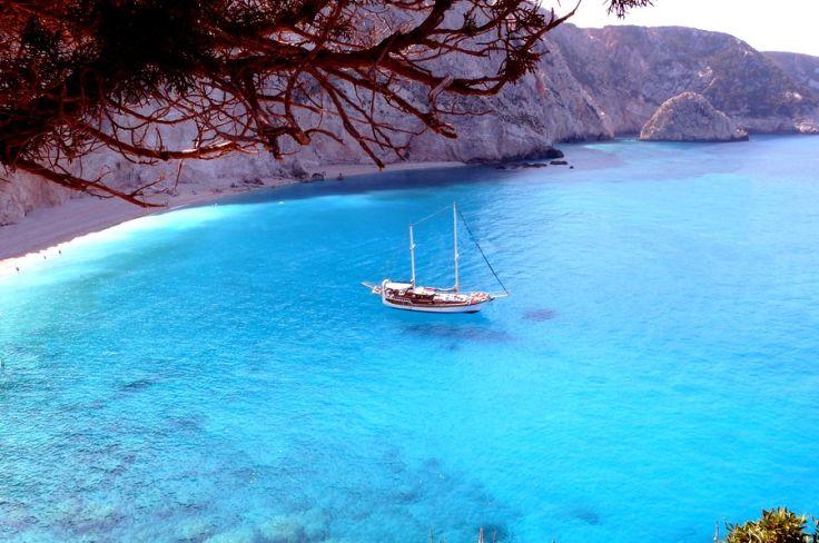 Croisière Caïque Irina - Grèce