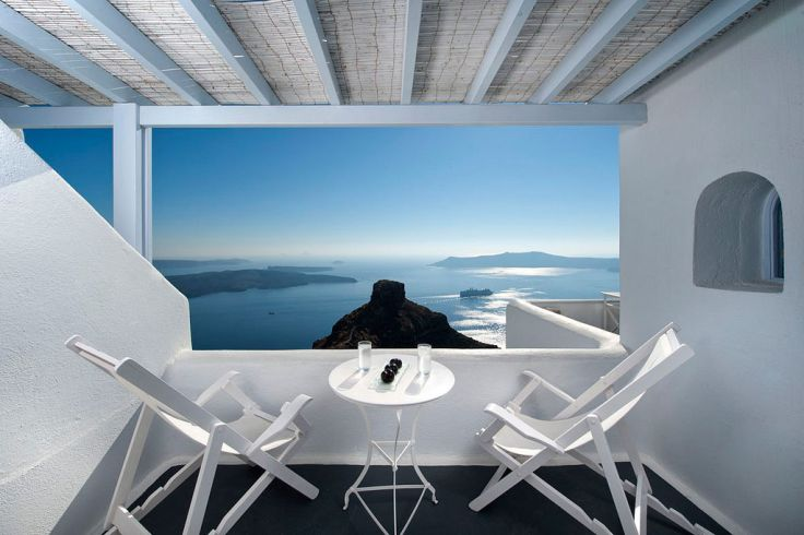 Imerovigli - Santorin - Cyclades