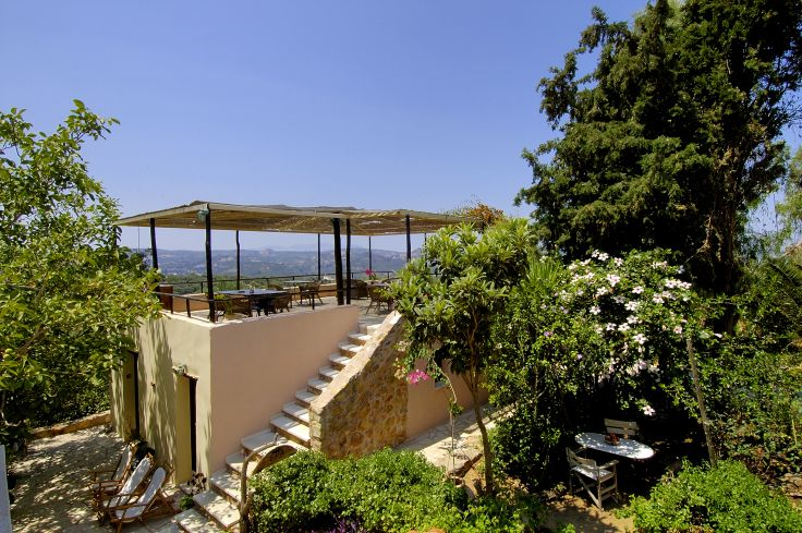 Elia - Nature & repos à l'ombre de l'olivier
