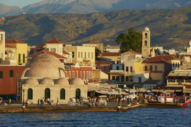 D'Héraklion à La Canée - La Crète en hôtels de charme